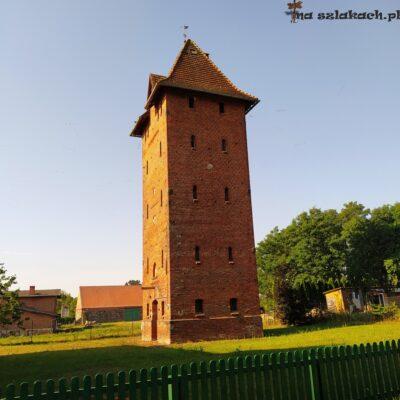Wieża ciśnień w Chełmie Górnym