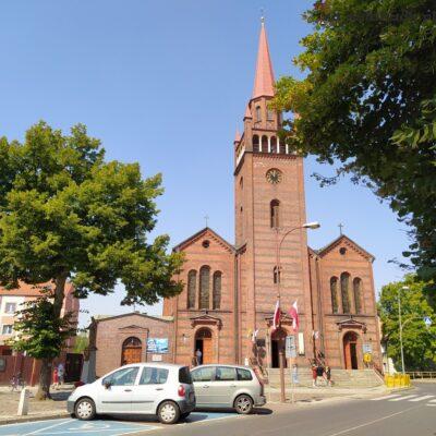 Kościół pw. św Piotra i Pawła w Dąbie